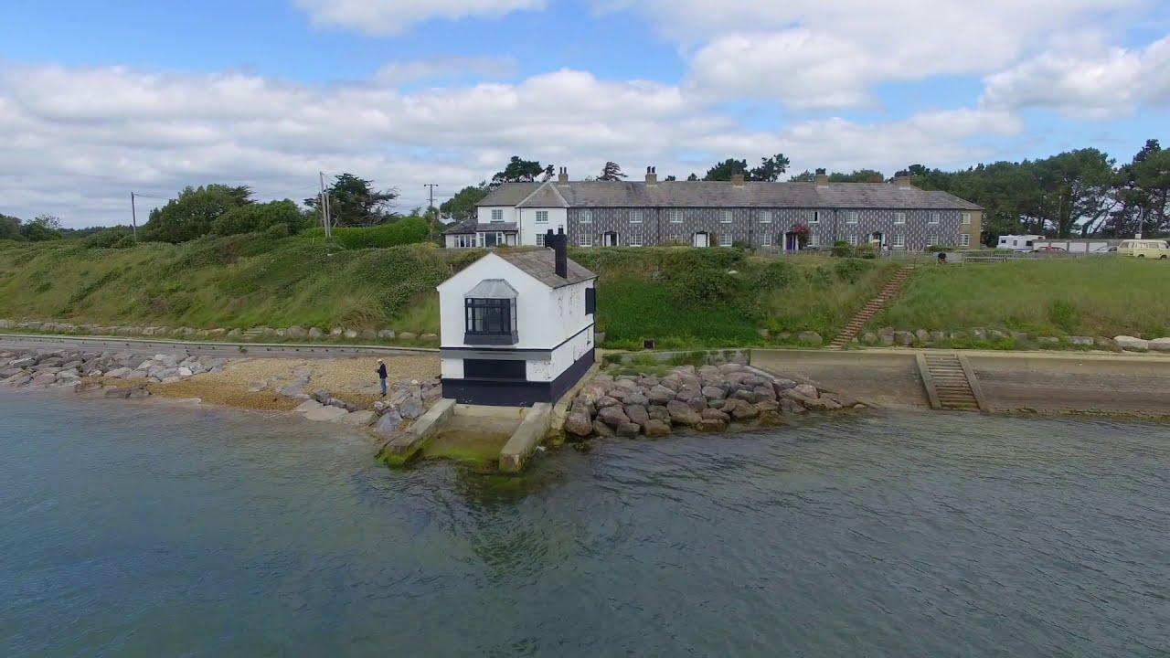 Old Lifeboat Station - Lepe