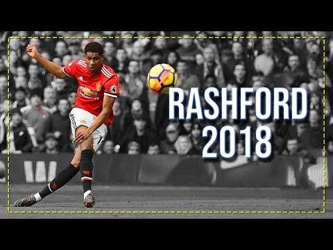 Marcus Rashford 2018 - Amzing Skills, Goals & Assists - Manchester United   HD