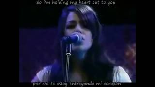 Brooke Fraser  -  Love, where is your fire? (sub ingles - español)