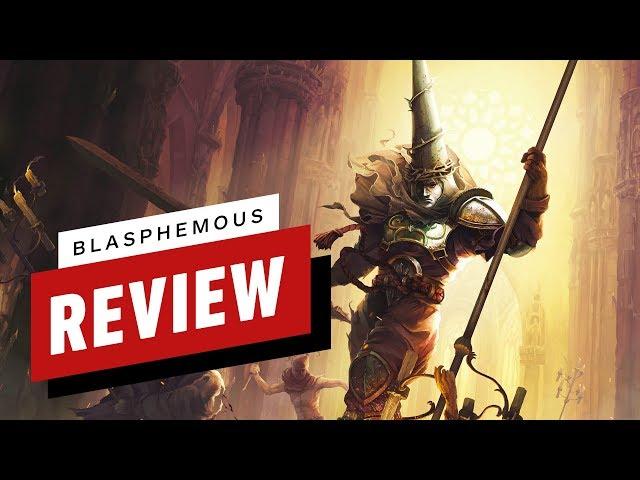 Blasphemous Review