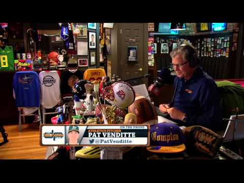 Pat Venditte on The Dan Patick Show (Full Interview) 6/11/15