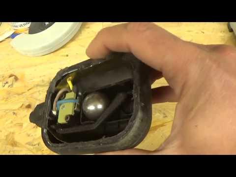 Come funziona: il galleggiante elettrico di una pompa sommergibile