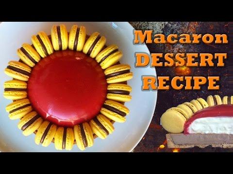 MACARON DESSERT RECIPE Ann Reardon How To Cook That