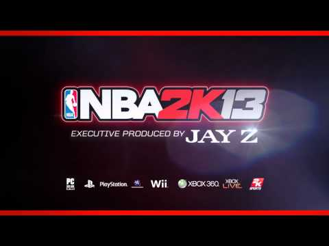 Jay-Z Is Executive Producer Of Basketball Video Game NBA 2K13