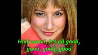 Ashley Tisdale - If my life was a movie - Lyrics