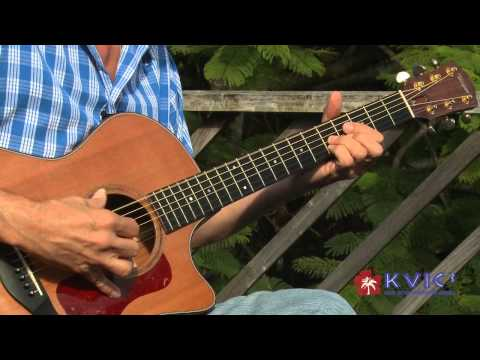 "Jim ""Kimo"" West [Musician] - 'Aloha Kauai' - KVIC-TV"