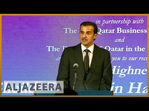 🇶🇦 Qatar seeks to 'double' economic partnership with US worth $125bn | Al Jazeera English