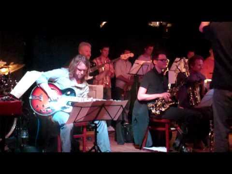 Sussex Jazz Orchestra @ Latest Bar - Brighton 27th April 2010
