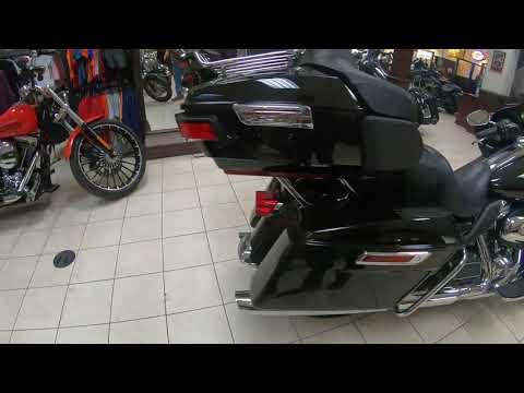2018 Harley-Davidson Ultra Limited FLHTK