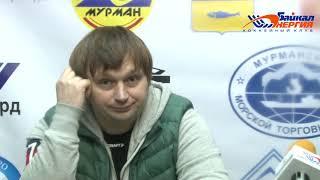 Пресс-конференция А. Рушкина и С. Чернецкого