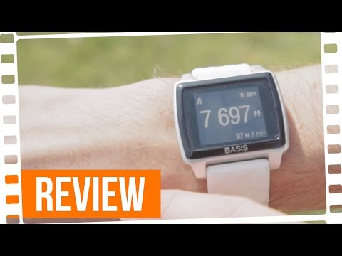 BESTE Fitnessgadget? - Intel Basis Peak - Review