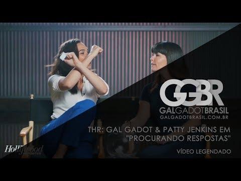 THR: Gal Gadot & Patty Jenkins em