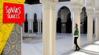 Paris: The Grande Mosquée And Inner Beauty