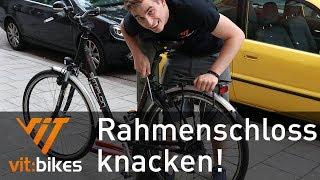 Rahmenschloss knackbar? - vit:bikesTV 140