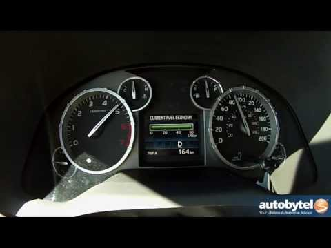 2014 Toyota Tundra 0-60 MPH Acceleration Test Video