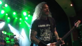 Chemi-kill - Exodus / Thrashfest Classics 2011 at Leeuwarden