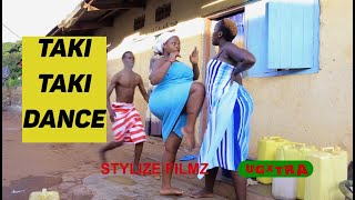 TAKI TAKI DANCE  COAX,DORAH & JUNIOR USHER  New Ugandan Comedy 2019 HD