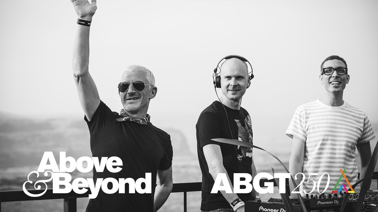 Above & Beyond - Live @ ABGT250, The Gorge Amphitheatre, Warm Up 2017