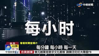 新媒體大趨勢 中時電子報合作上海看看新聞│中視新聞 20180110
