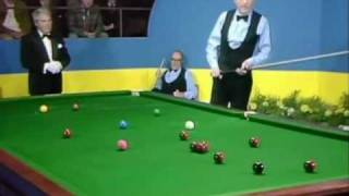 Morecambe and Wise - Snooker Clip with Steve Davis