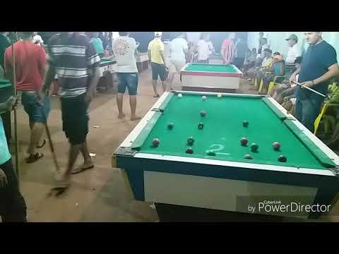 Esquerdinha vs Zinho de Lucas do Rio Verde MT, par ímpar em ARENÁPOLIS-MT
