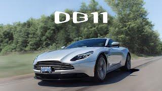 Aston Martin DB11 2016 - dabar
