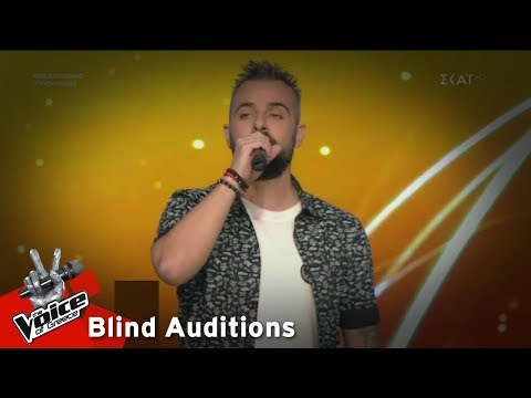 The Voice: Στον επόμενο γύρο και ο Θανάσης Λυμπέρης [video]