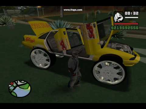 San Andreas Whip's Part 7.5