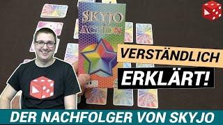 Skyjo Action - Verständlich erklärt! (Alexander Bernhardt, Magilano 2019)