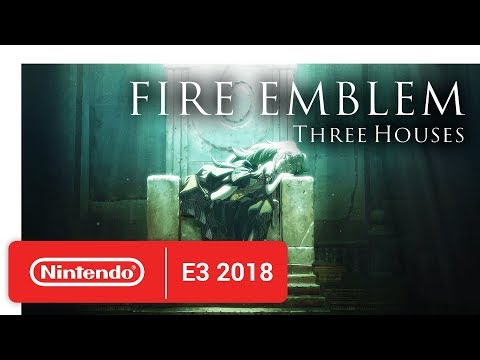 Fire Emblem Three Houses - Official Game Trailer - Nintendo E3 2018 thumbnail