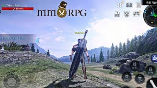 Top 11 Best MMORPG Android, iOS Games 2017 #2
