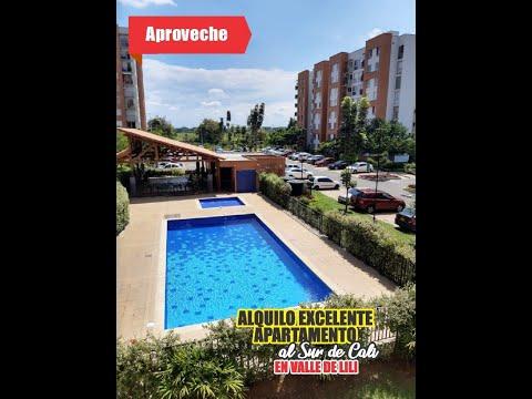 Apartamentos, Alquiler, Valle del Lili - $880.000