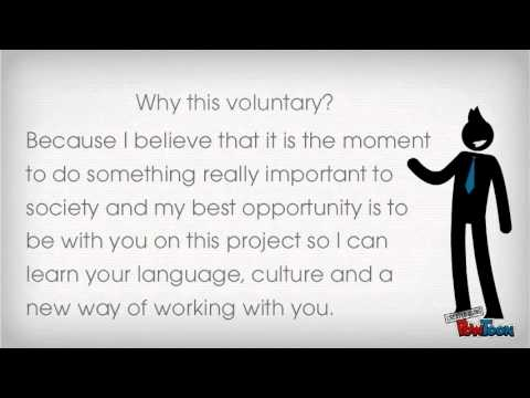 mp4 Motivation Letter Sample Volunteer, download Motivation Letter Sample Volunteer video klip Motivation Letter Sample Volunteer