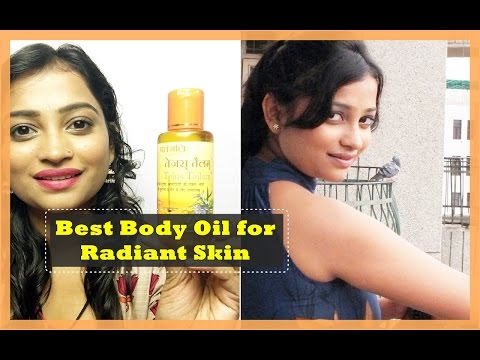 , title : 'Best Body Oil for Radiant Skin | Good For Body, Face, Hair | Patanjali Tejas Tailum'