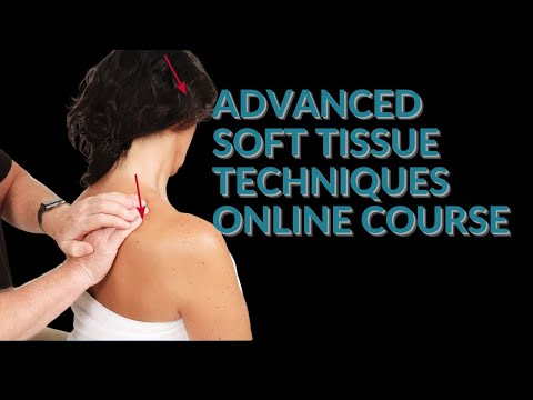 Advanced Soft Tissue Techniques Online Course with John Gibbons ...