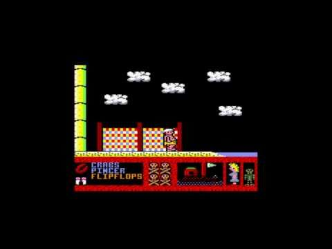 Three Weeks in Paradise Amstrad cpc HD