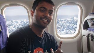 My Mt. Everest Flight Tour Experience!