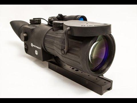 Armasight Orion nakts redzamības optikas apskats