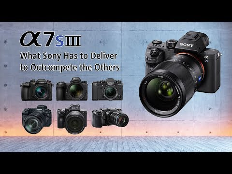 How the Sony A7S III Could Destroy All Other Camera Companies - DSLR