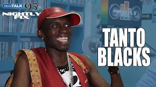 """Tanto Blacks: """"I'm not a gimmick"""" + explains being """"RICH"""" ft. Poor N Boasy @NightlyFix"""