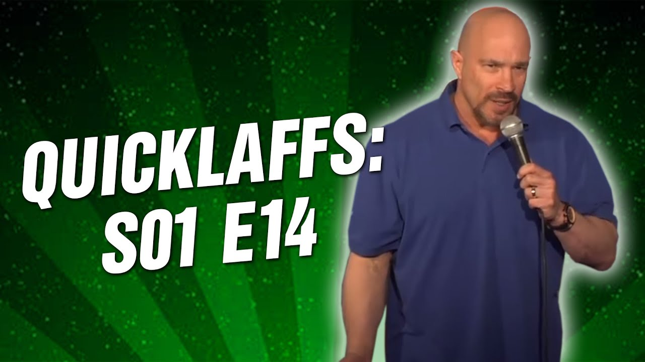 Comedy Time - QuickLaffs: Season 1 Episode 14