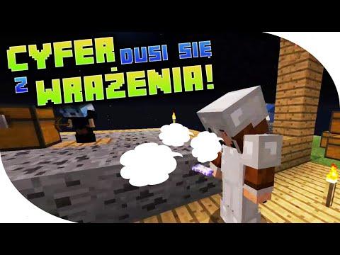 DUSI SIĘ Z WRAŻENIA! | Minecraft Hype Block /z Cyfrem