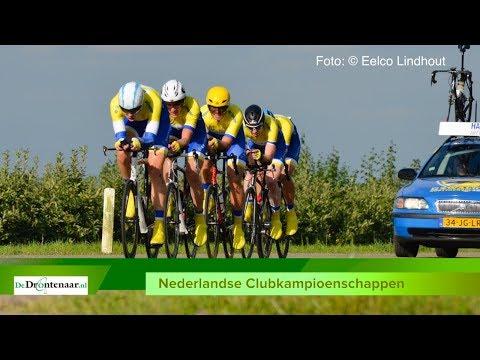 VIDEO   Jurgen Timmerman hoopt zaterdag op de top tien bij de NCK wielrennen in Dronten