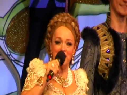 """Надежда Кадышева и анс. """"Золотое кольцо"""" - Виновата ли я"""