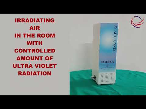 Ultra Violet Air Sanitizer INSTAKIL