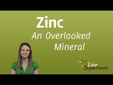 Video Zinc - An Overlooked Mineral