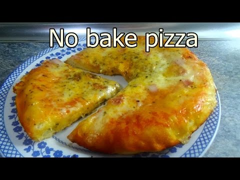 Video TASTY NO OVEN PIZZA - Tasty and easy food recipes for dinner to make at home