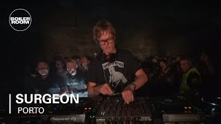 Surgeon - Live @ Boiler Room x Eristoff 'Into The Dark' Porto 2018