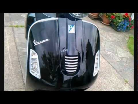 Vespa GTS 300 Super ~ Video Presentation
