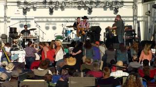 Aaron Prichett   Hell Bent for Buffalo Canadian Country Weekend Live 2012